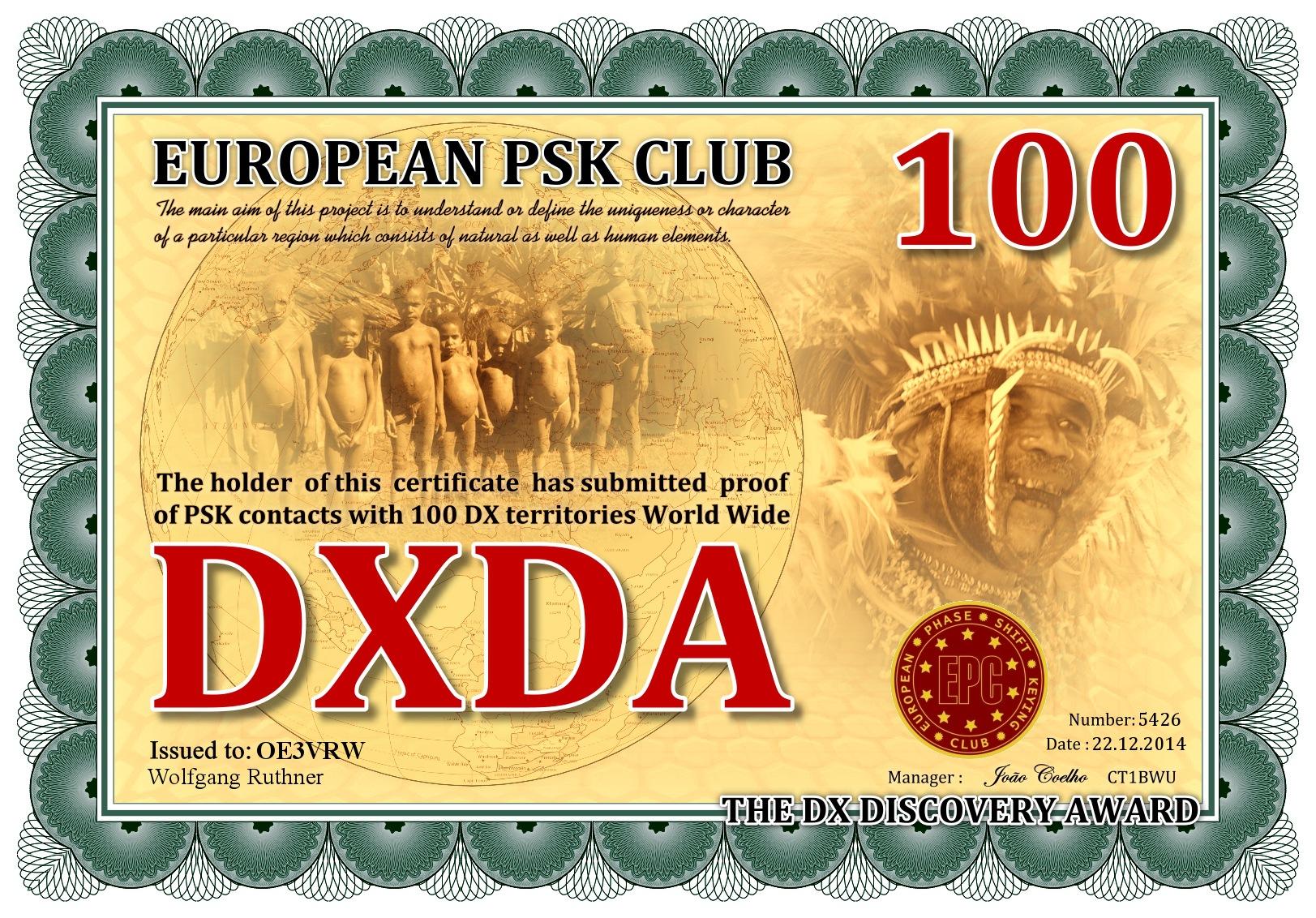 OE3VRW-DXDA-100