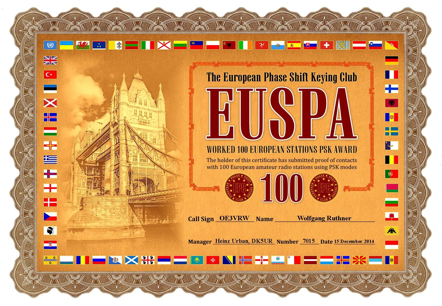 OE3VRW-EUSPA-100