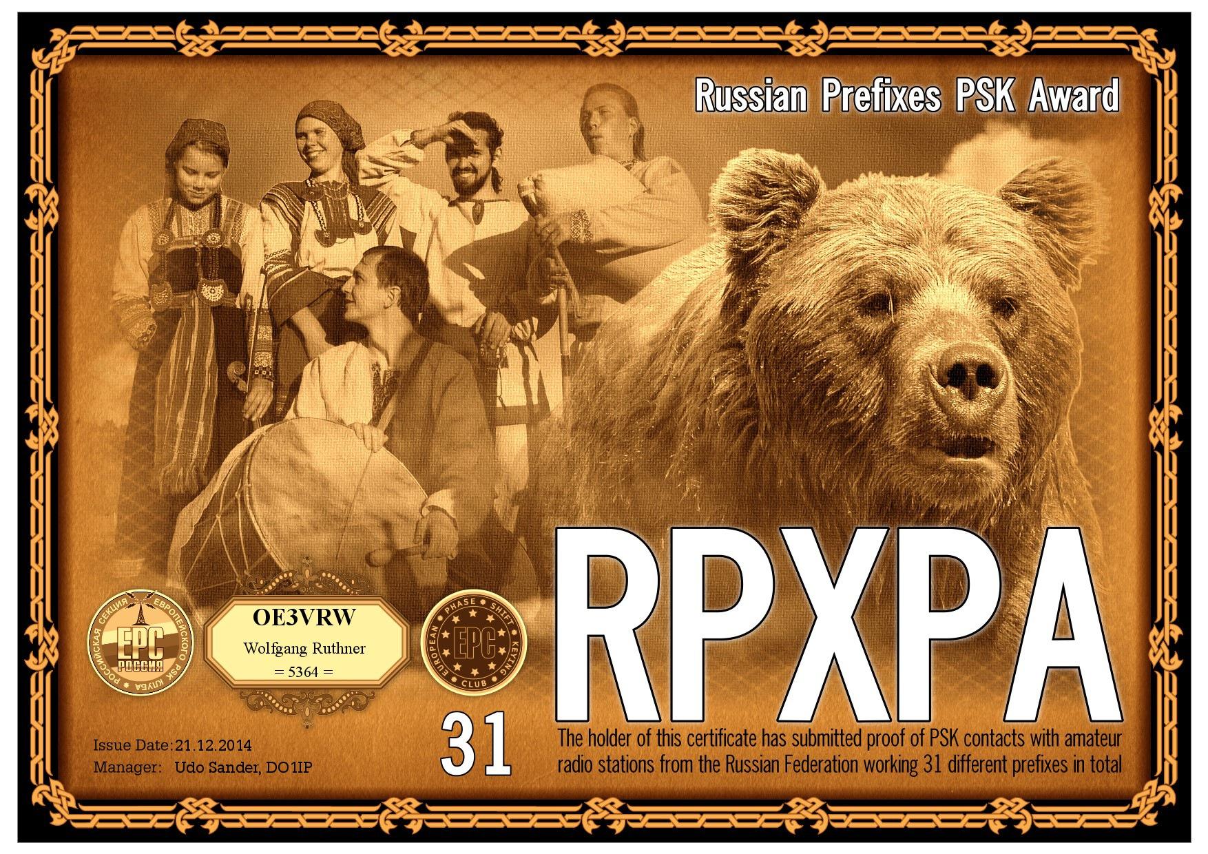 OE3VRW-RPXPA-31