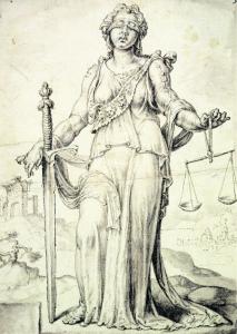 Justitia van Heemskerck (Wikipedia) Maschinenring