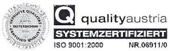 Qualitätsgütesiegel des Maschinenrings