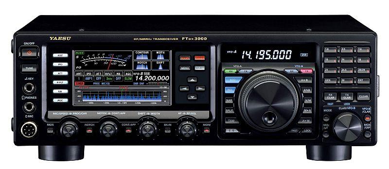 FT-DX3000D_FRONT